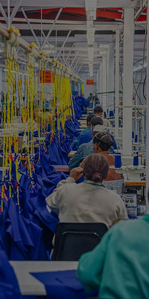 textile d'entreprise